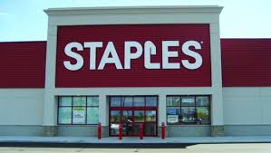 Advertising articles for Staples
